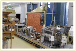 製茶研究室・海外茶研究室(1階)